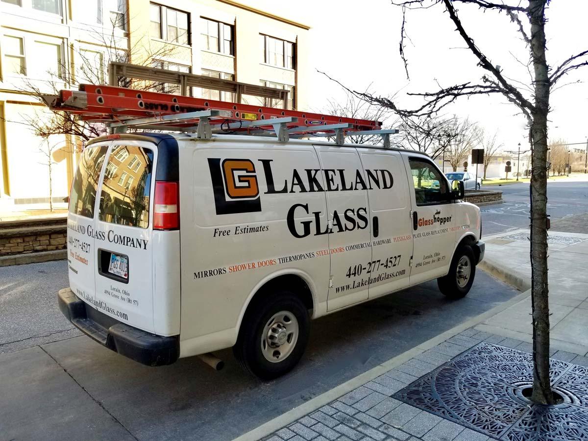 Glass Hopper Lakeland Glass